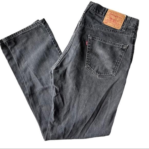 Wrangler Other - Wrangler Black Wash Jeans 36